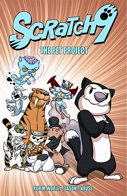 Review Scratch9 Volume 1: Pet Project by Rob M. Worley, Jason T. Kruse PDF