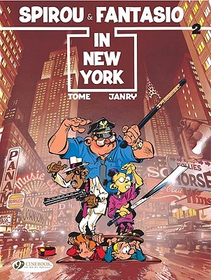 Spirou and Fantasio in New York by Tome