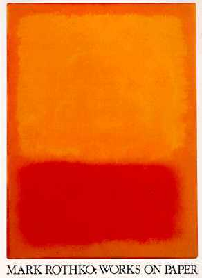 Mark Rothko by Bonnie Clearwater