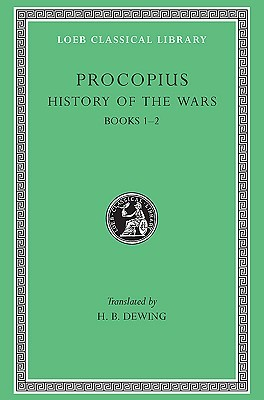 History of the Wars, Volume I: Books 1-2. (Persian War)