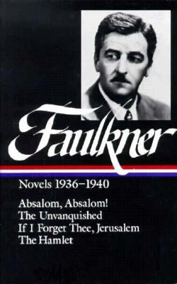 Novels, 1936-1940 by William Faulkner