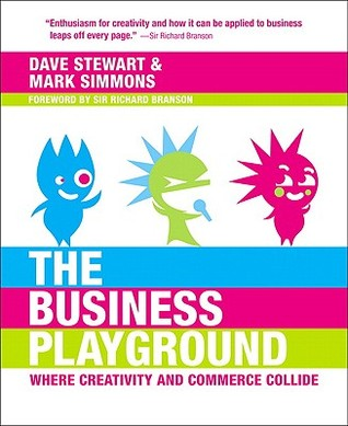 The Business Playground by Dave Stewart
