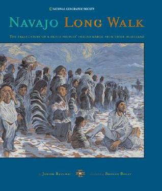 Navajo Long Walk by Joseph Bruchac