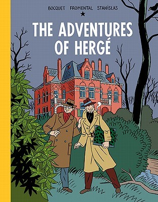 Find The Adventures of Hergé PDF