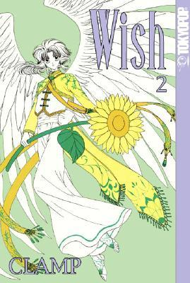 Wish, Vol. 02 by CLAMP