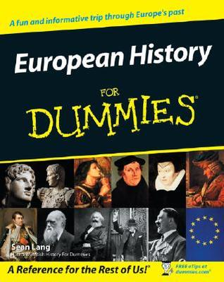 European History for Dummies by Sean Lang