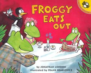 Froggy Eats Out
