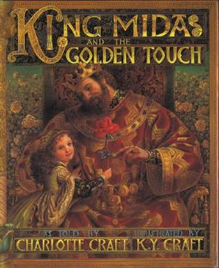 Read online King Midas and the Golden Touch PDF
