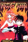 Flame of Recca, Vol. 01 (Flame of Recca, #1)