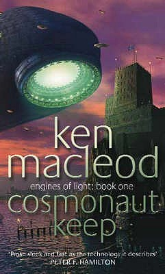 Cosmonaut Keep (Engines Of Light, #1)