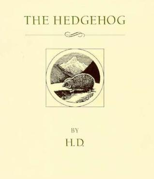 Hedgehog by H.D.