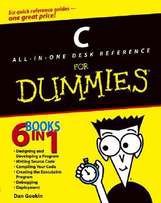 C All-in-One Desk Reference for Dummies