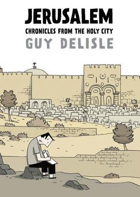 Jerusalem by Guy Delisle