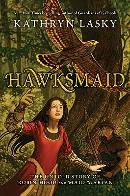 Hawksmaid by Kathryn Lasky