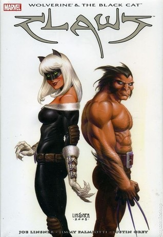 Wolverine and the Black Cat: Claws