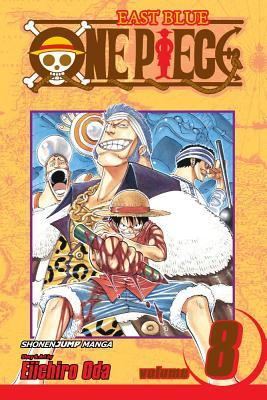 One Piece, Volume 08 by Eiichiro Oda