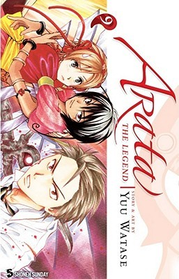 Arata: The Legend, Vol. 9 (Arata: The Legend, #9)