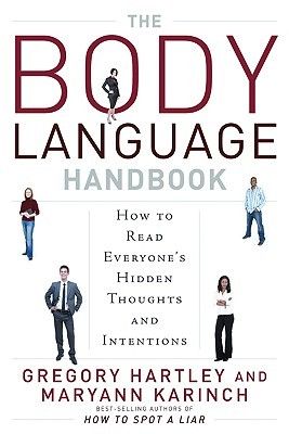 The Body Language Handbook by Gregory Hartley