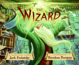 The Wizard by Jack Prelutsky