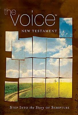 The Voice New Testament, Paperback, Multicolor: Revised and   Updated