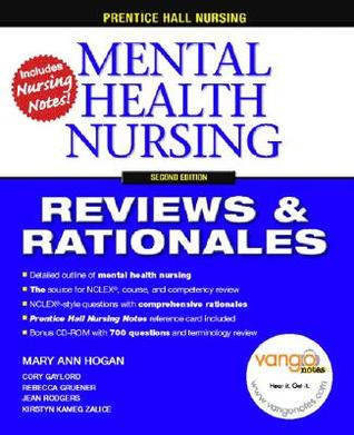 Prentice Hall Reviews and Rationales: Mental Health Nursing (Prentice Hall Nursing Reviews & Rationales)