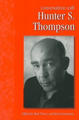 Conversations with Hunter S. Thompson by Hunter S. Thompson