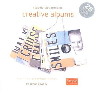 Creative Albums by Donna Downey