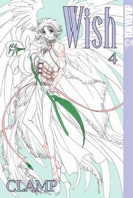 Wish, Vol. 04 by CLAMP