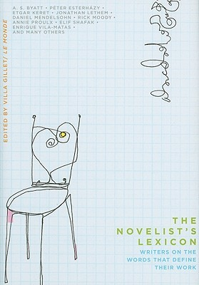 The Novelist's Lexicon by Villa Gillet/ Le Monde