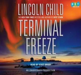 Terminal Freeze, Narrated By Scott Brick, 9 Cds [Complete & Unabridged Audio Work]