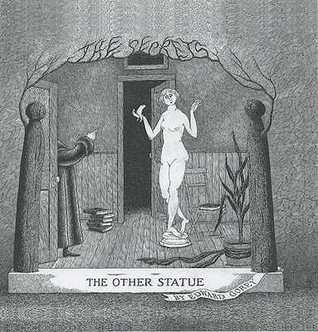 The Other Statue by Edward Gorey