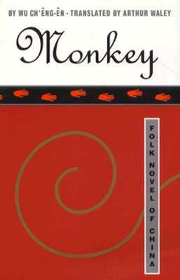 Monkey by Arthur Waley