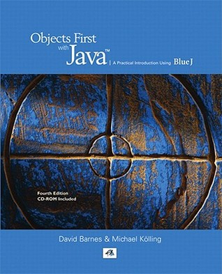 Objects First With Java by David J. Barnes
