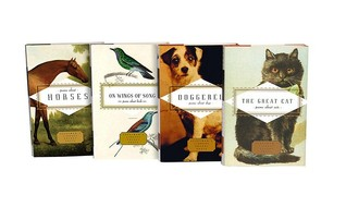 Animal Poems: Doggerel; Great Cat; On Wings of Song; Poems about Horses