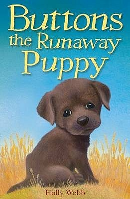 Buttons the Runaway Puppy. Holly Webb (Animal Stories #18)