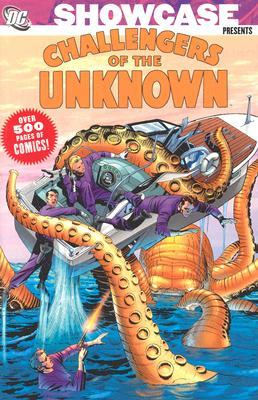 Showcase Presents: Challengers of the Unknown, Vol. 1