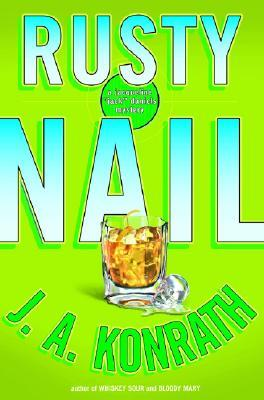 Rusty Nail by J.A. Konrath