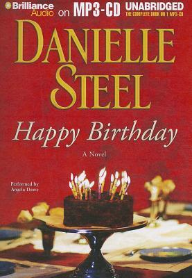 Happy Birthday by Danielle Steel