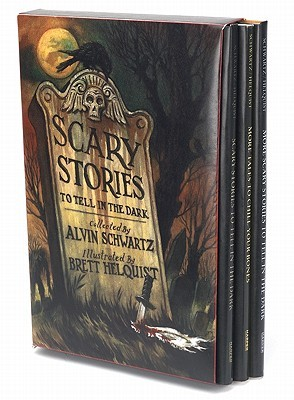 Scary Stories Box Set: Scary Stories, More Scary Stories, and Scary Stories 3 (Scary Stories #1-3)