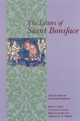 The Letters Of Saint Boniface