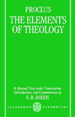 The Elements of Theology by Proclus