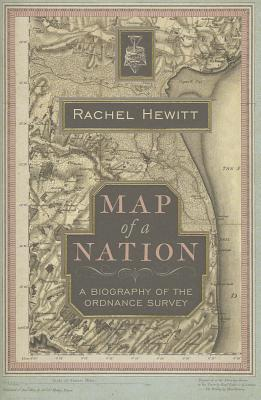 Review Map Of A Nation by Rachel Hewitt PDF