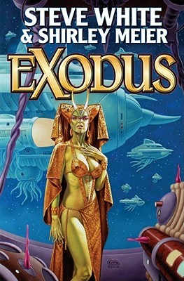 Exodus by Steve  White