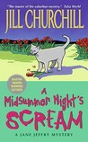 A Midsummer Night's Scream (Jane Jeffry, #15)