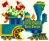The Little Engine That Could Board Book by Watty Piper