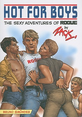 Hot For Boys: The Sexy Adventures Of Rogue