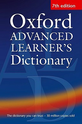 Oxford Advanced Learner's Dictionary by A.S. Hornby