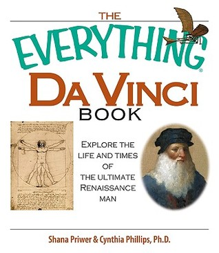 The Everything Da Vinci Book by Cynthia Phillips