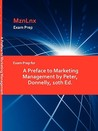 Exam Prep for a Preface to Marketing Management by Peter, Donnelly, 10th Ed