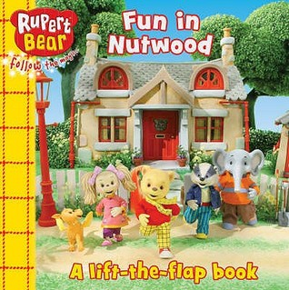 Fun in Nutwood  by Alfred Bestall